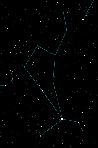 This Month's Constellation -